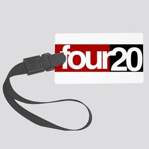 four20 Large Luggage Tag
