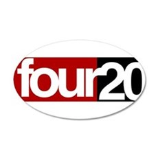 four20 Wall Decal
