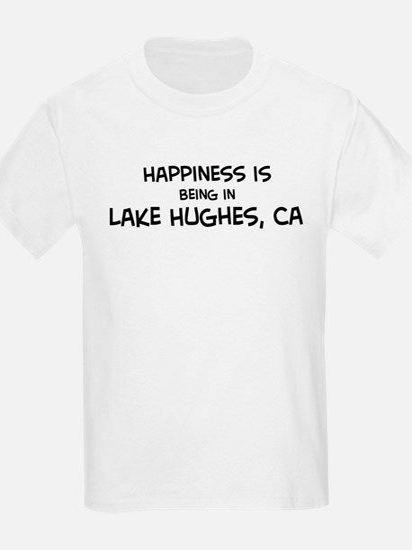 Lake Hughes - Happiness Kids T-Shirt