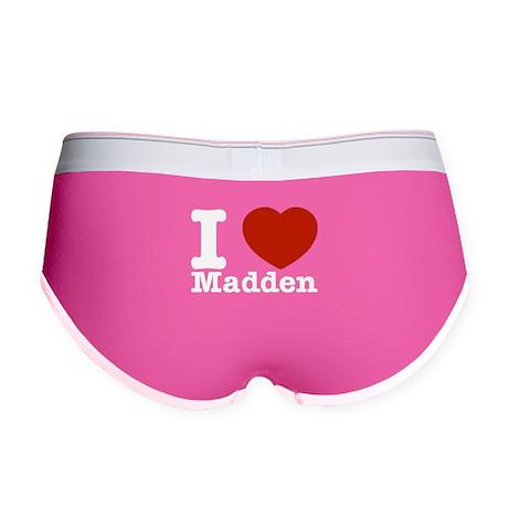 I Love Madden Women's Boy Brief