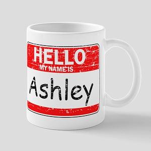 Hello My name is Ashley Mug