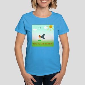 Got Whale Women's Dark T-Shirt