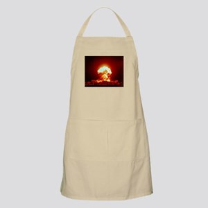 Nuclear Explosion BBQ Apron
