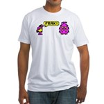 1984 Frak! Video Game Fitted T-Shirt