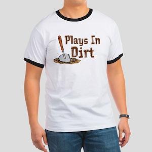 Plays In Dirt Garden Shirt Ringer T