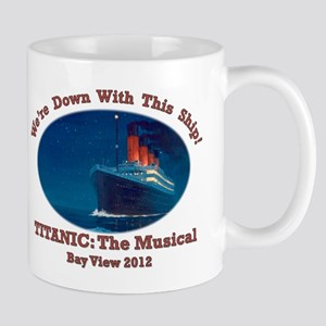 BVMF Titanic Mug