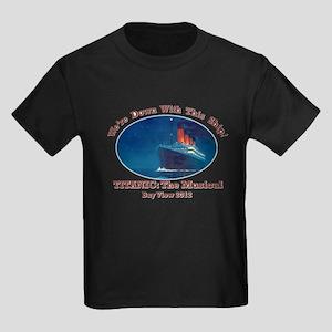 BVMF Titanic Kids Dark T-Shirt
