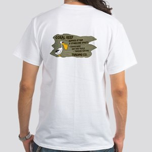 Rum Runner White T-Shirt