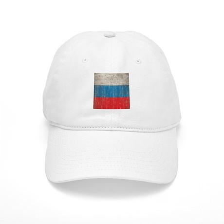Vintage Russia Flag Cap