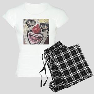 Gothic Clown Women's Light Pajamas