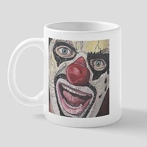 Gothic Clown Mug