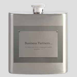 Business Partners Flask