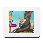 Frieda Tails Mousepad - Jack The Fox