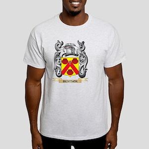 Beatson Family Crest - Beatson Coat of Arm T-Shirt