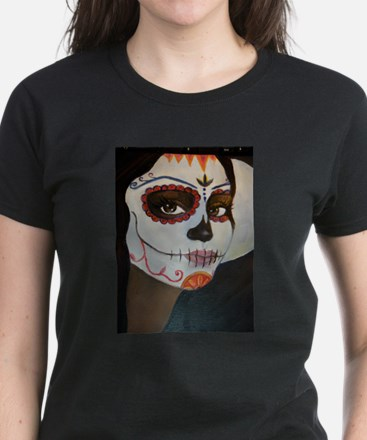 Day of the Dead Women's Dark T-Shirt