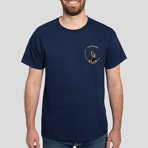 Min Pin IAAM Pocket Dark T-Shirt