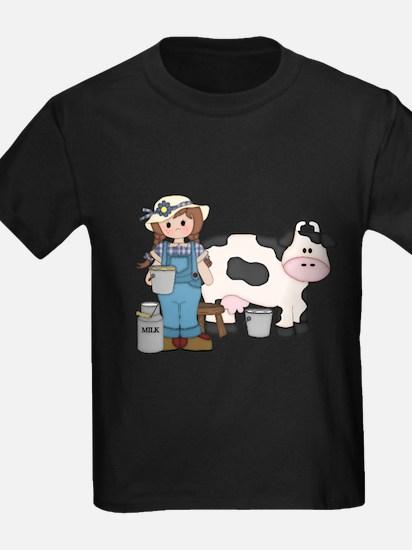 Dairy Farm Girl T
