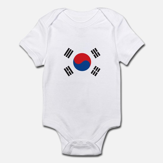 South Korea Infant Bodysuit