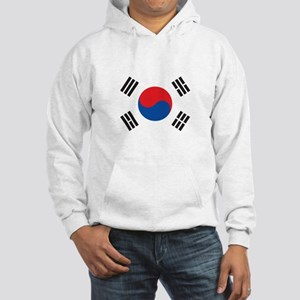 South Korea Hooded Sweatshirt