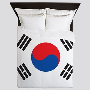 South Korea Queen Duvet