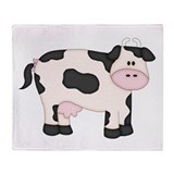 Holstein Fleece Blankets