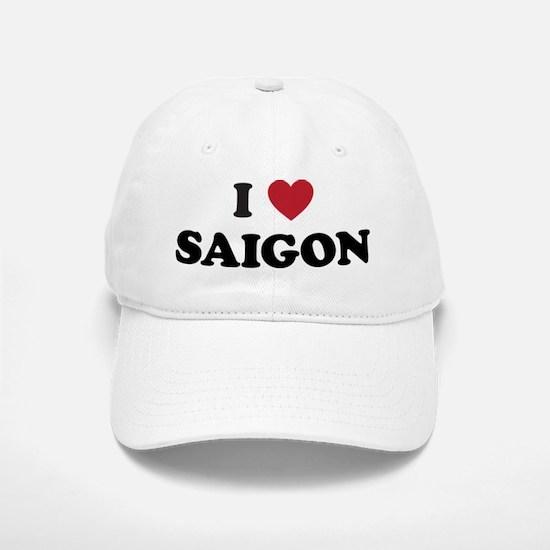 I Love Saigon Baseball Baseball Cap