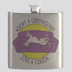 Lose a Couch (P) Flask