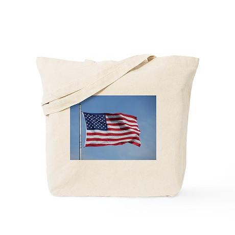 usa american flag Tote Bag