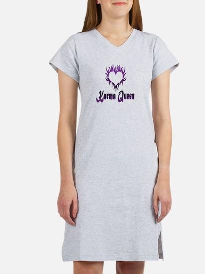 Karma Queen Women's Nightshirt