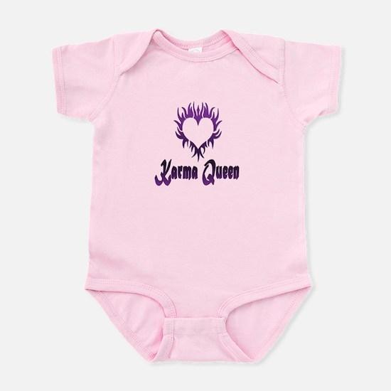 Karma Queen Infant Bodysuit