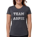 Team Aspie Womens Tri-blend T-Shirt