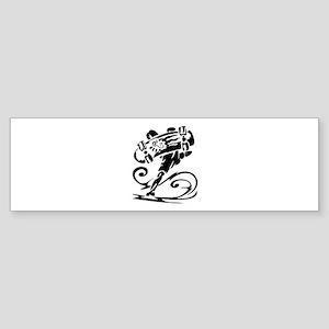 Skateboarding Sticker (Bumper)