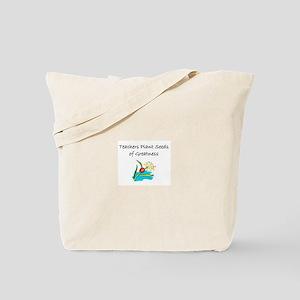 Teachers Plant Seeds Tote Bag