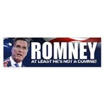 Not a Commie Sticker (Bumper 50 pk)