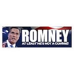 Not a Commie Sticker (Bumper 10 pk)