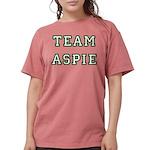 Team Aspie Womens Comfort Colors Shirt