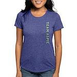 Team Aspie Womens Tri-blend T-Shirt