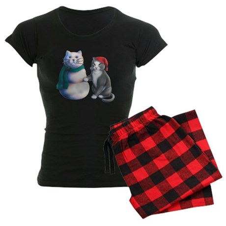 Women's Snowcats Pj Sleepwear 668026937 Comfortable Cafepress AfqOUwYxx
