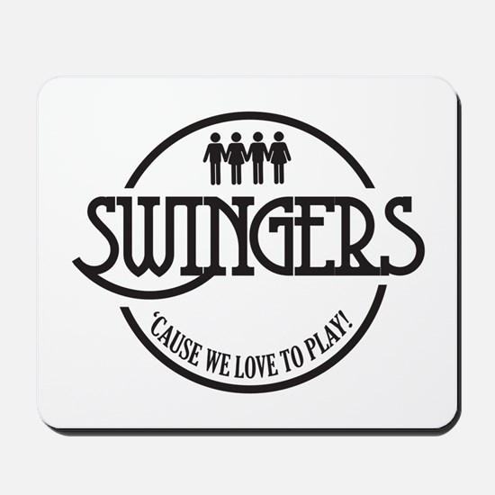 Swingers Mousepad