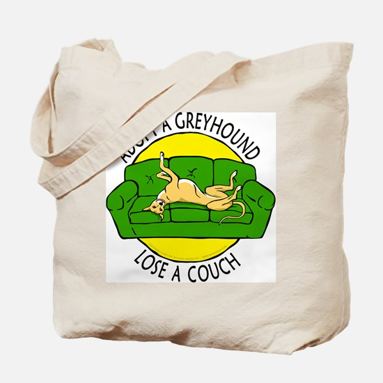 Lose a Couch (G) Tote Bag