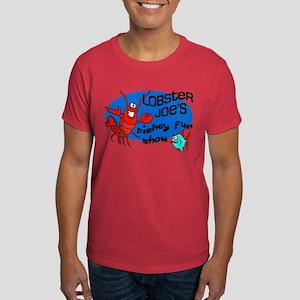 Lobster Joe's Fishey Fun Show Dark T-Shirt