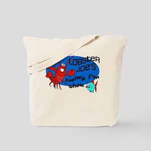 Lobster Joe's Fishey Fun Show Tote Bag