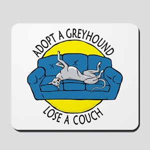 Lose a Couch (B) Mousepad