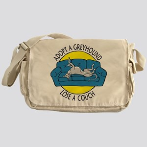 Lose a Couch (B) Messenger Bag