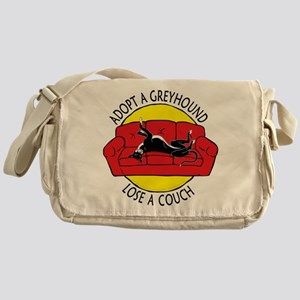 Lose a Couch (R) Messenger Bag