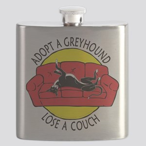 Lose a Couch (R) Flask