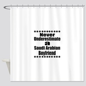 Never Underestimate A Saudi Arabian Shower Curtain