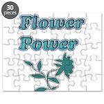 Flower Power Puzzle