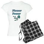 Flower Power Women's Light Pajamas