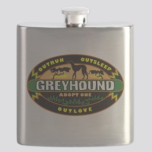Adopt One (G) Flask